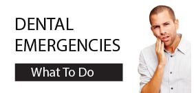dental emergencies, find out what to do